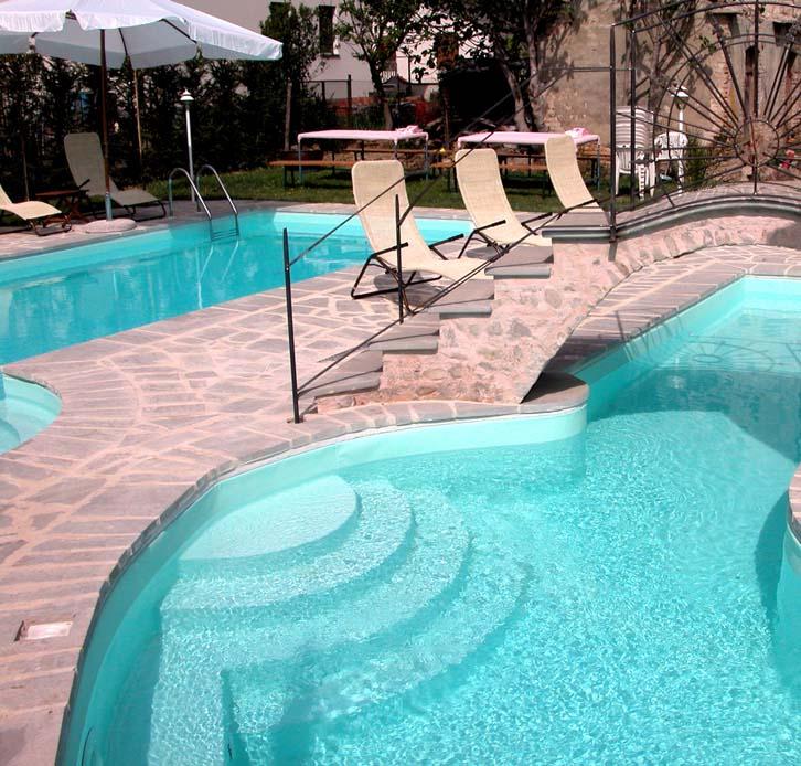 Ingresso gratis alle piscine